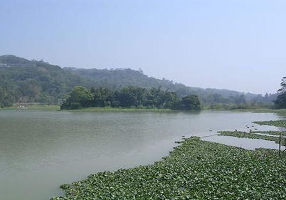 望江县武昌湖
