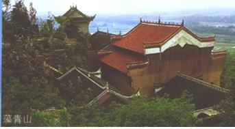 桐城澡青山